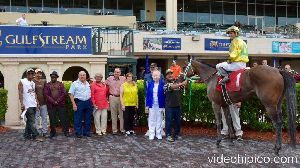 Gulfstreampark Magic Two Springs The Surprise In Race 10