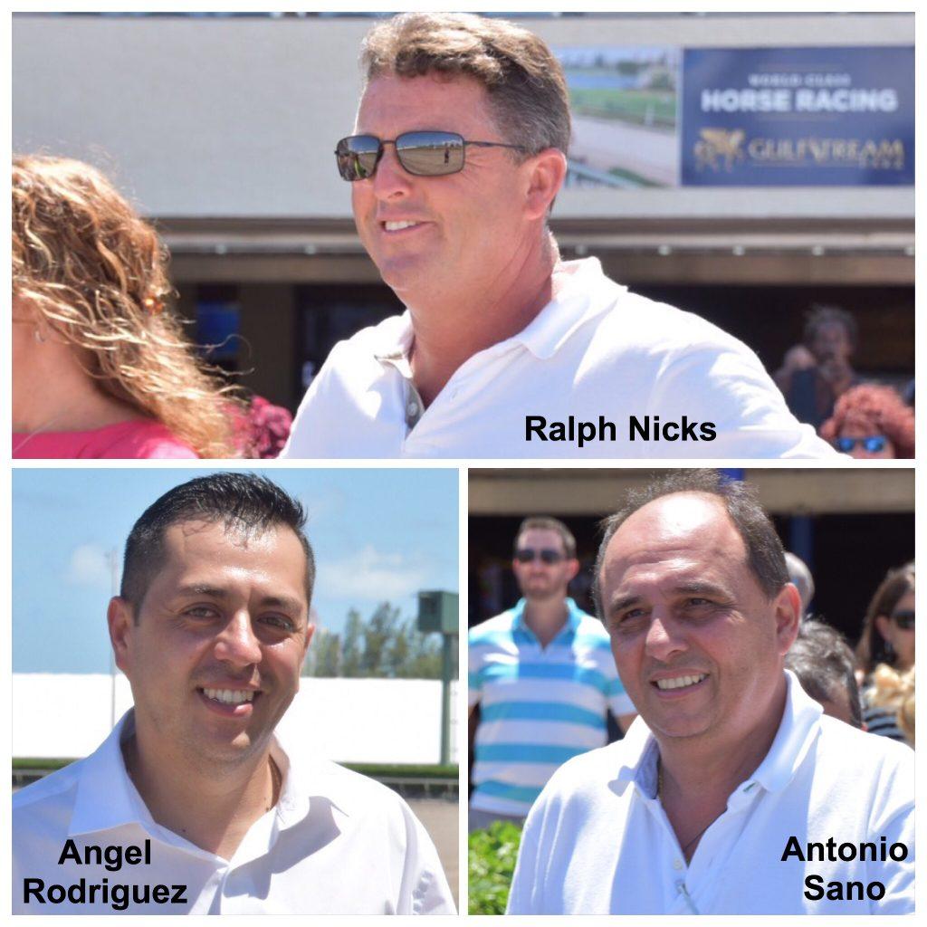 Gulfstreampark Springmeet Top Trainers Entrenadores